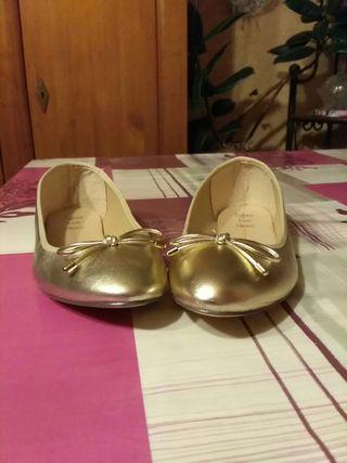 Zapatos, manoletinas, francesitas