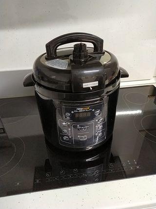 Robot de cocina Newcook Platinum