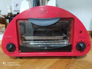 Mini horno tostador Jata