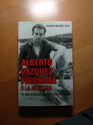 Alberto Vázquez Figueroa o la aventura.