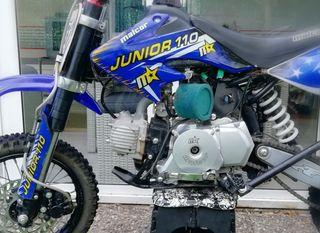 Moto junior Malcor 110