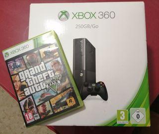 Xbox 360 - 250GB NUEVA + GTA V