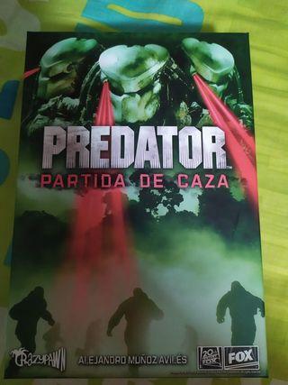 Predator partida de caza - Juego de Mesa