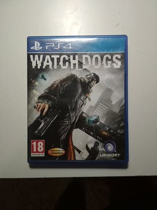 Watch Dogs 1 PS4