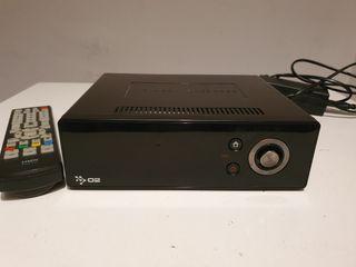 Grabador O2 Media HMR-600 2Tb