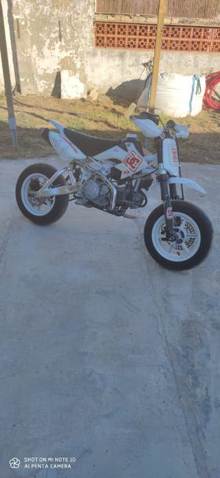 Imr 160 cross pitbike