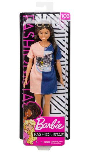 Barbie Fashionista/ NUEVA