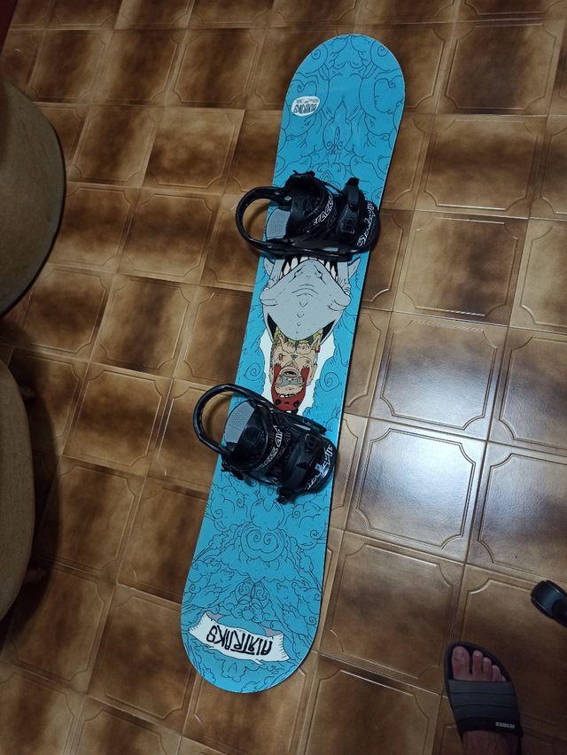 OFERTA HASTA 01/03/21 TABLA SNOWBOARD AIRTRAKS 153