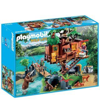 Casa del árbol playmobil