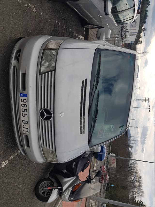 Mercedes-Benz Vito 2001 de segunda mano por 3.500 € en ...
