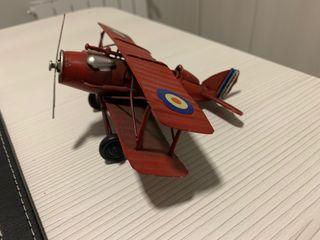 Avioneta decoración