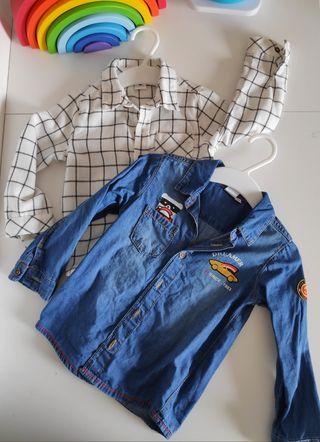 Pack 2 camisas ZOO