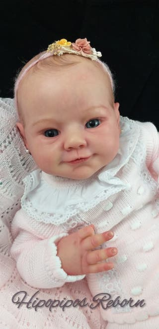 Bebe reborn Magdalena