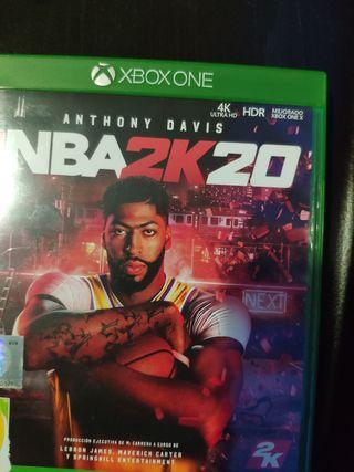 nba2020 Xbox one