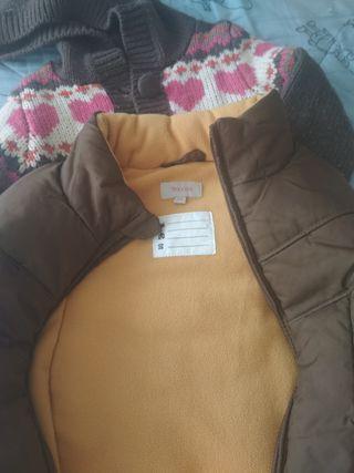 abrigos de niña