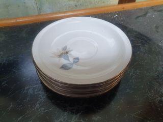 6 platos de postre Pontesa