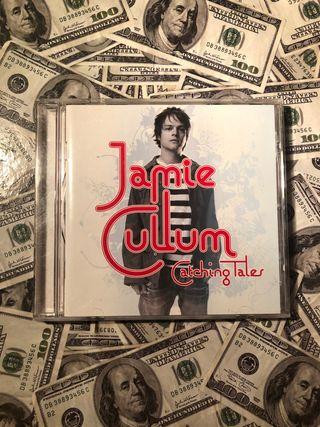 CD Jaime Cullum Catching Tales