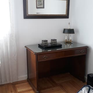 Mesa despacho estilo inglés