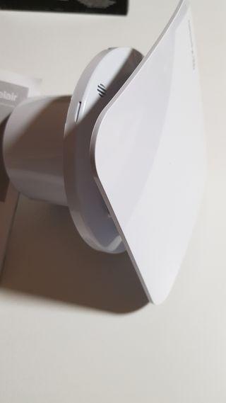 extractor baño cocina Xpelair