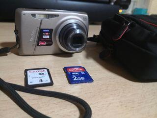 CAMARA DIGITAL Kodak EasyShare M550 12MP/ZOOM X5