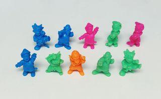Figuras Dragon Ball Dunkin Yolanda