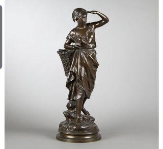 expectacular esculturas antigua