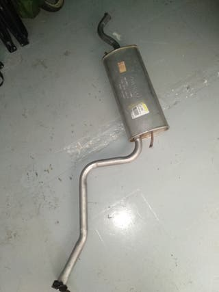 tubo de escape fiat cinquecento o seicento 0.9