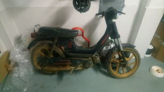 Derbi Variant Sport World Champion