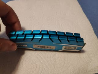 Ram Crucial Ballistix 2×4Gb DDR3 1866Mhz
