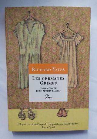 Llibre Les Germanes Grimes.