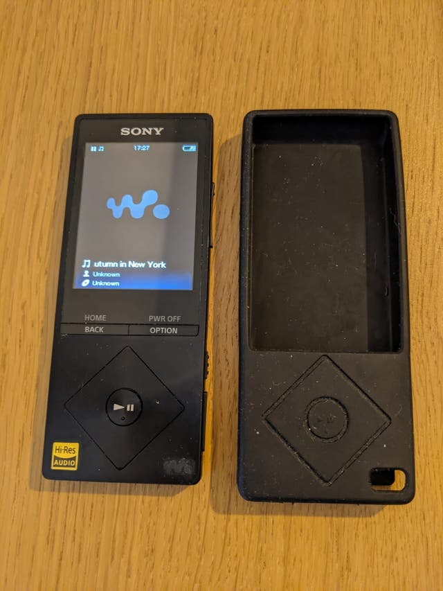 Reproductor MP3 Sony NWZ-A15