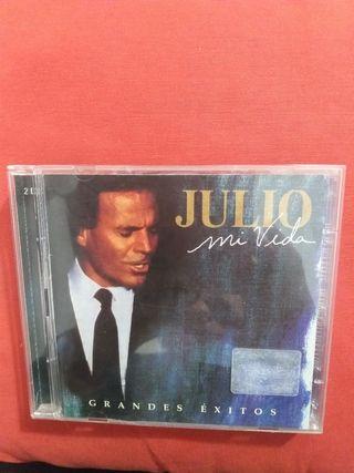 CD, Julio Iglesias( Mi Vida)