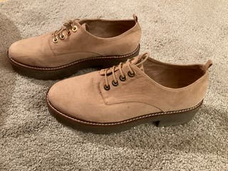 Zapatos con plataforma Stradivarius