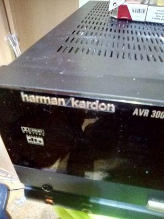amplificador harman kardon + subwoofer 150w INFIN