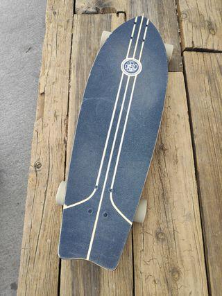 Longboard (skate) Oxelo