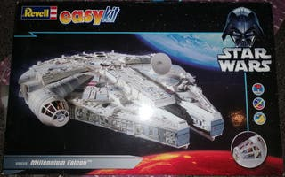 Maqueta de Star Wars