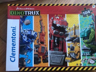 Puzzle dinotrux