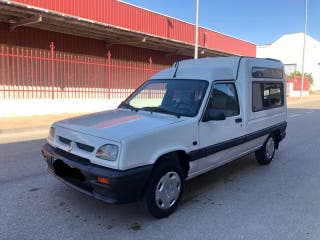 Renault Express 1992 cambio