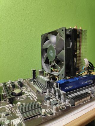 procesador AMD FX8350+16gb ram y placa base