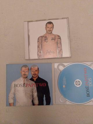 CDs MIGUEL BOSE