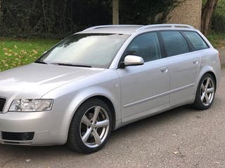 Audi A4 1.9 tdi avant quattro sport edition