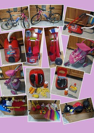 juguetes y disfraces