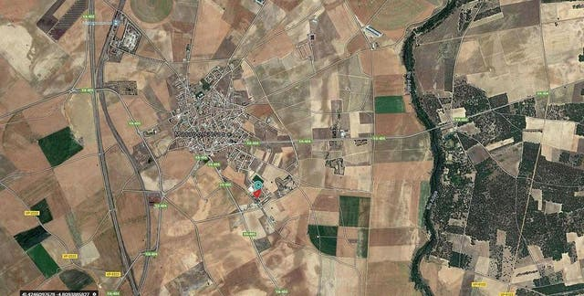 Chalet en venta en Matapozuelos (Matapozuelos, Valladolid)