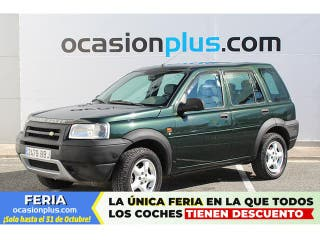 Land Rover Freelander 2.0 TD4 S Excursion 82 kW (112 CV)