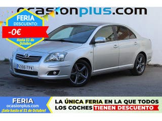Toyota Avensis 2.2 D-4D Clean Power Executive 130kW (177CV)