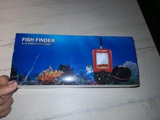 XJ-01 Color pantalla LCD pescado buscador inalámbr