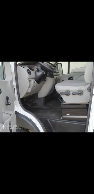 Renault Master camion caballos