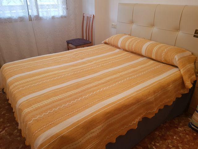 colcha cama 1.35cm