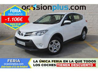 Toyota Rav4 2.2 D-4D AWD Business 110 kW (150 CV)