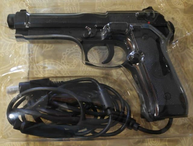 Beretta 92FS videojuegos XBOX